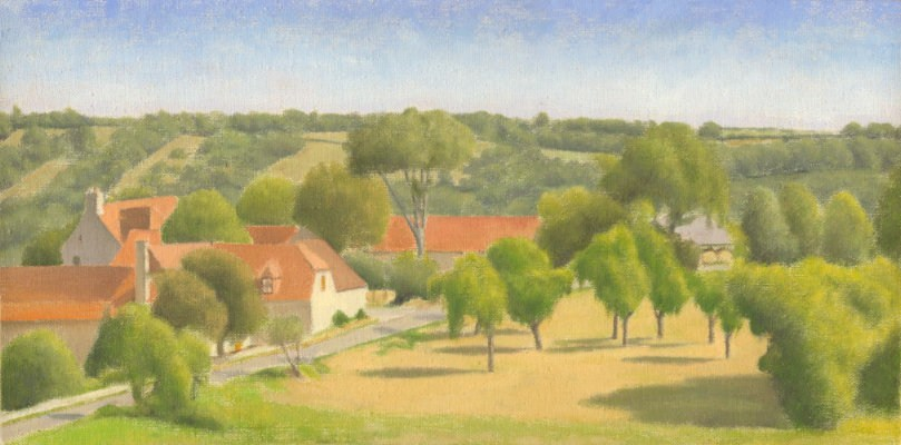 Landscape painting david stubbs art for Oil painting lessons near me